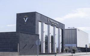 Foto fachada Virgen de las Viñas